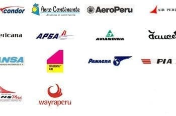 logos de aerolineas peruanas