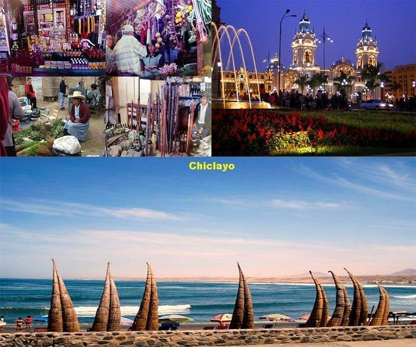Conoce Chiclayo, un lugar mágico que nos comparte sus costumbres y tradición.