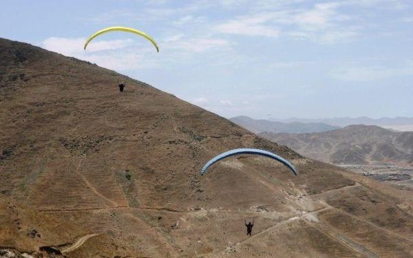Pachacámac celebra 4° festival de deporte de aventura, gastronomía y turismo