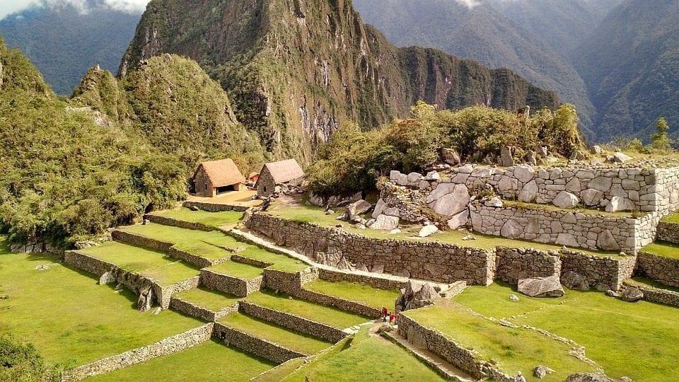 Machu Picchu con post grado en arqueología