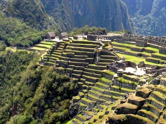 Perú y sus Tesoros de la Humanidad