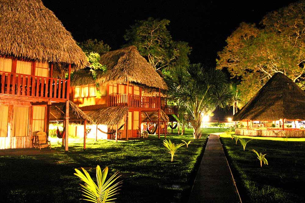 Gemas hoteleras en el Puerto Amazónico