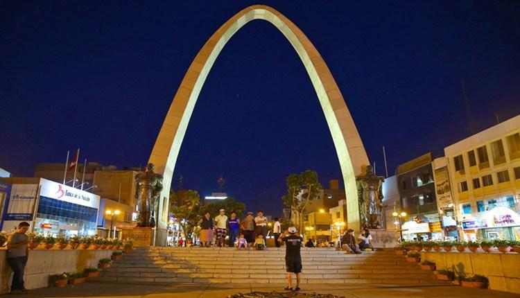 Tacna: Ciudad de Héroes
