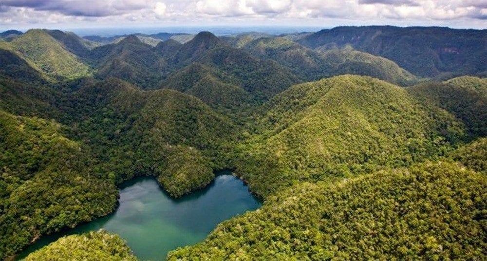 Las Joyas Naturales Protegidas de Perú