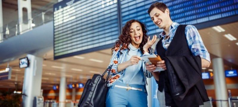 Consejos de alto calibre para pasarla a gusto en el aeropuerto