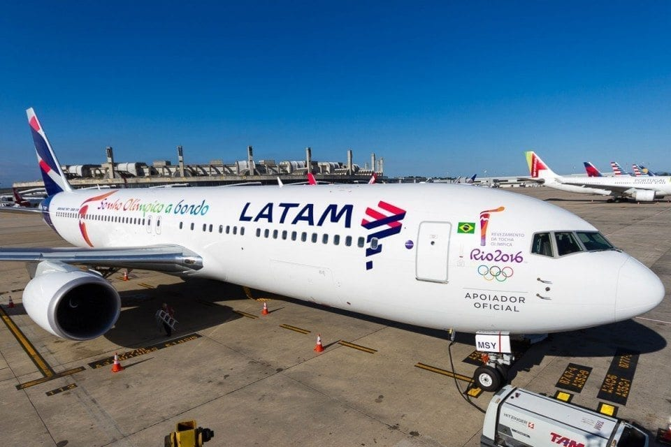 Ajuste de un 20% en vuelos domésticos trajo LATAM para este 2017