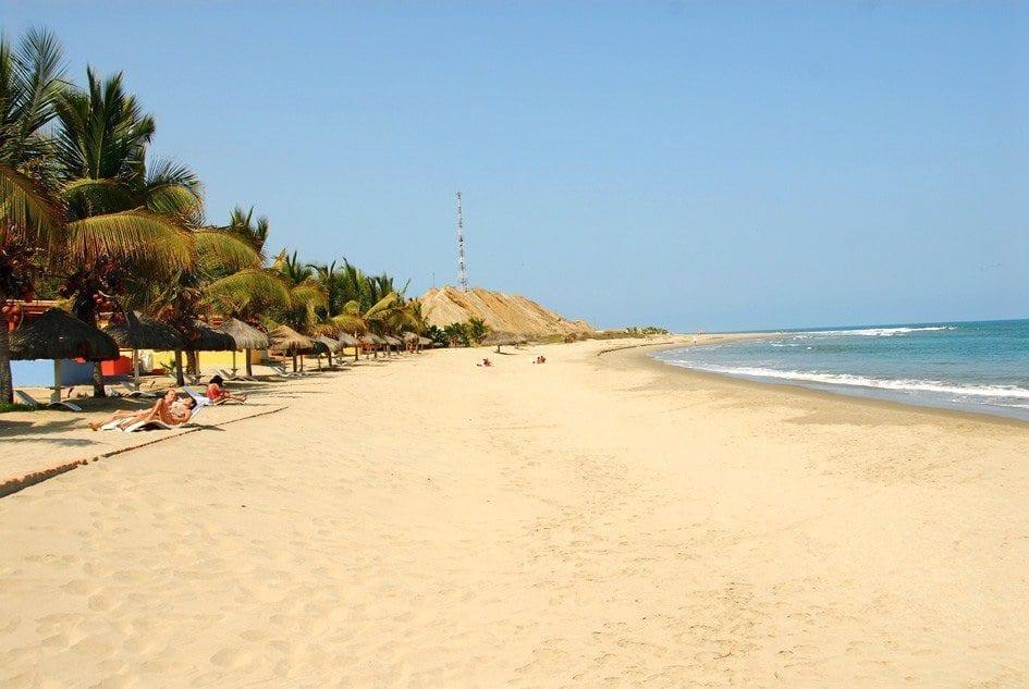 Playas con sentimiento y preferencia peruana