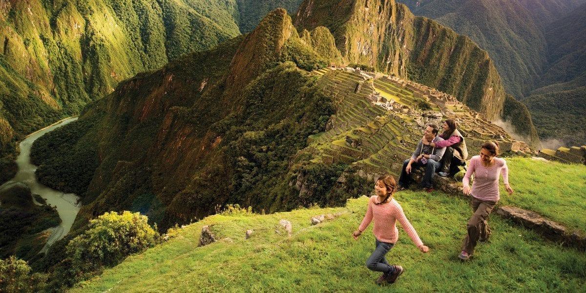 Con tan solo una mochila por Perú