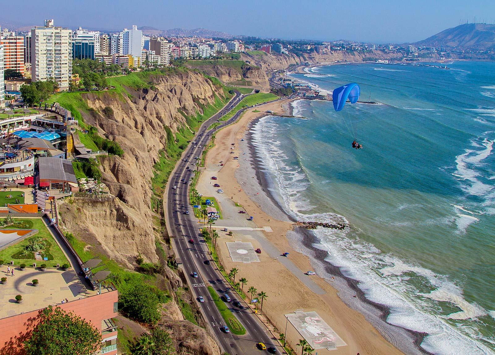 El Perú  y sus tipos de turismo 2017