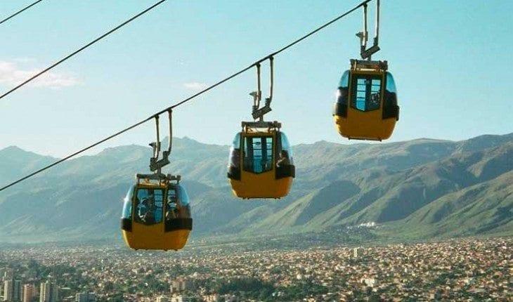 Teleférico en Lima y Choquequirao
