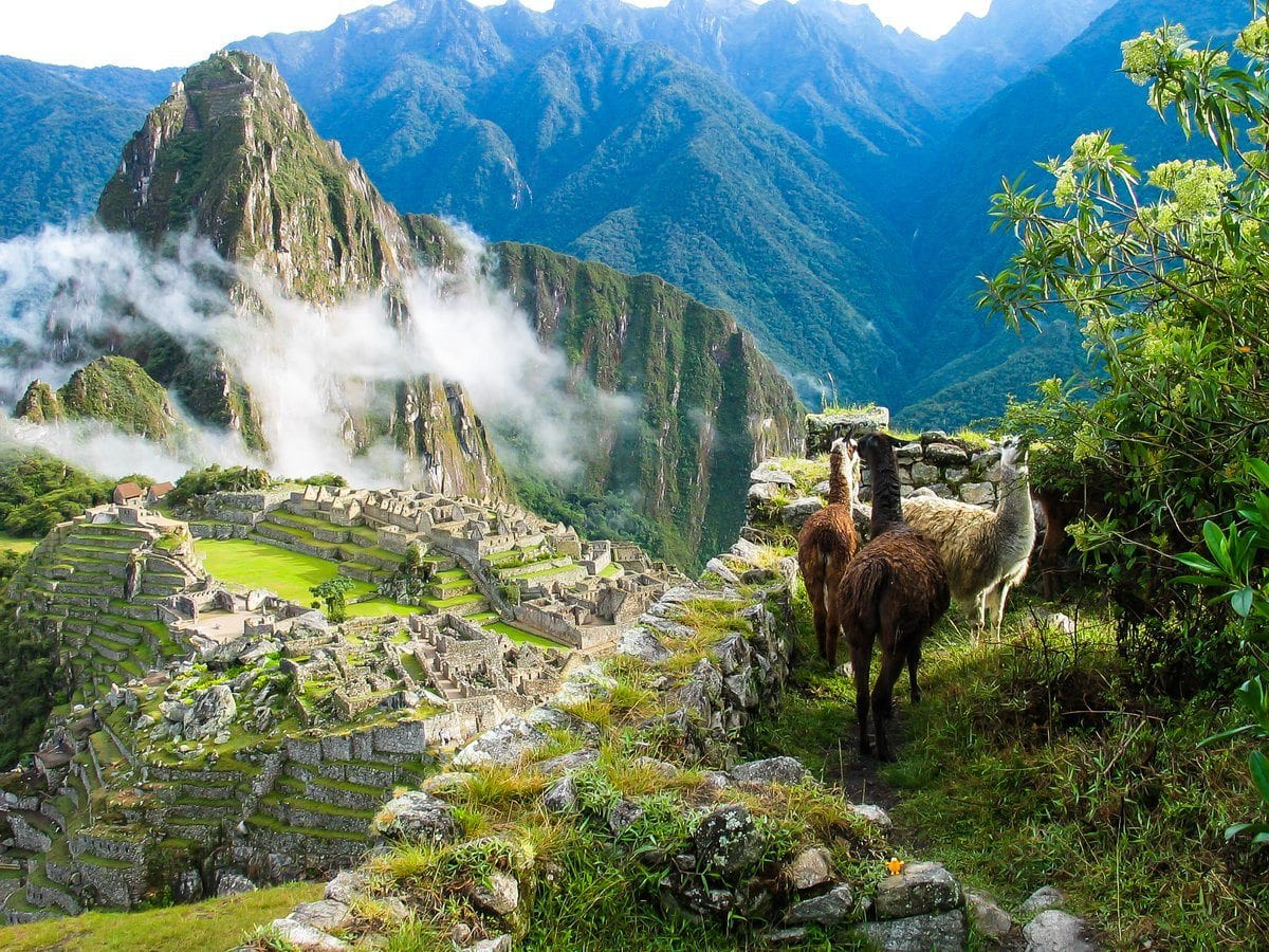Peru recibe más visitantes de EE. UU. Que cualquier otra nación sudamericana